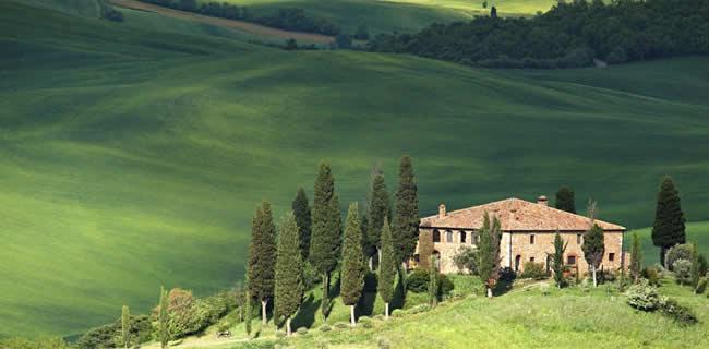 Vakantiehuis Toscane