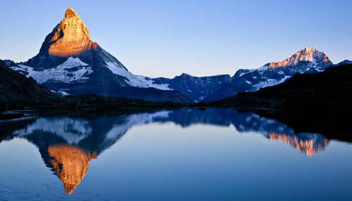 Vakantie in Zwitserland