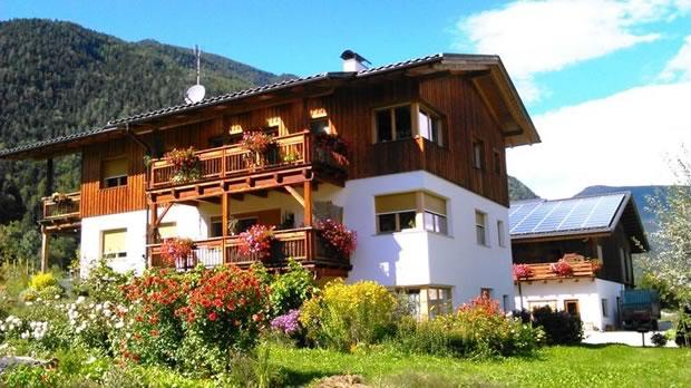 Vakantiehuis, chalet of appartement in de Dolomieten