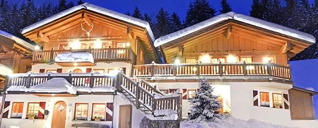 Chalets Berghof Flachau
