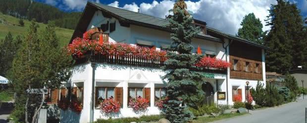 Hotel Engiadina Ftan Graubünden