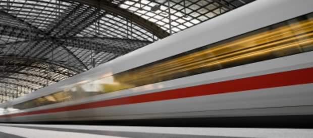 Trein Europa: ICE-Thalys-TGV