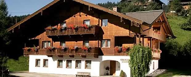 Appartementen Kuchelberg Altenmarkt