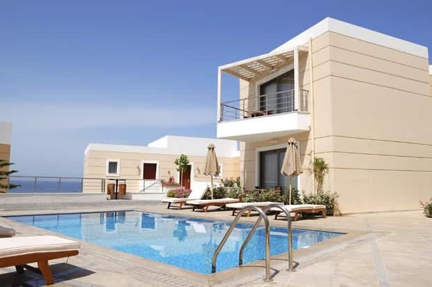 Luxe vakantiehuizen en villa's