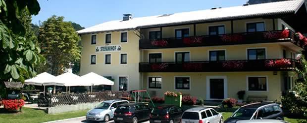 Hotel-Restaurant Stefanihof Fuschl am See