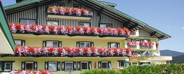 Hotel Unterberghof Flachau
