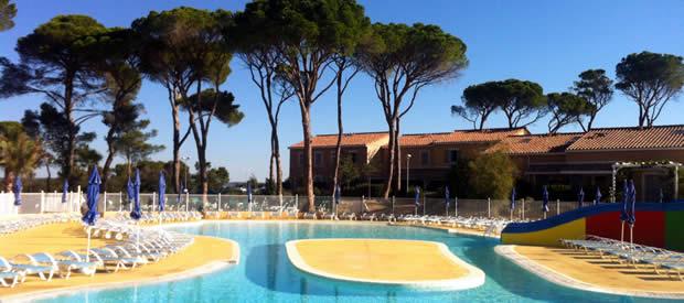 Vakantieparken en resorts