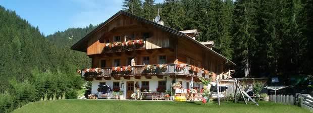 Appartementen Haus Waldruhe Innichen