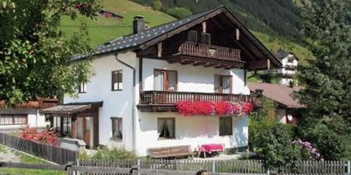 Appartementen en chalets in Holzgau