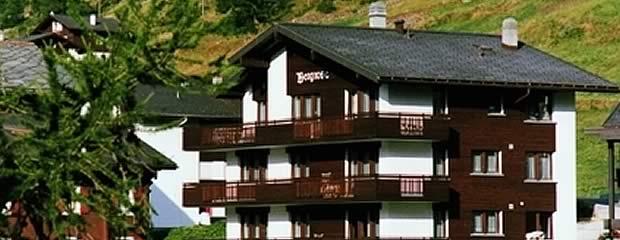 Appartementen Bergrose Saas-Fee