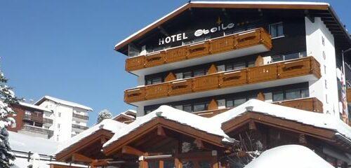 Hotel Etoile in Saasfee
