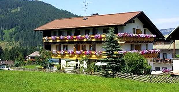 Gästehaus Bergidyll Kleinwalsertal