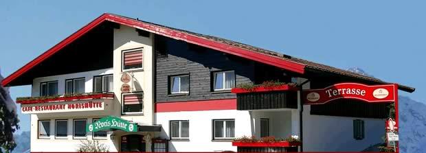 Gasthof Norishüte Mittelberg-Baad
