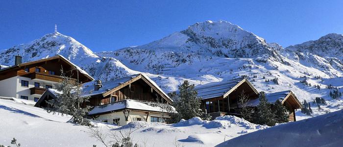 Grote chalets en appartementen in Oostenrijk