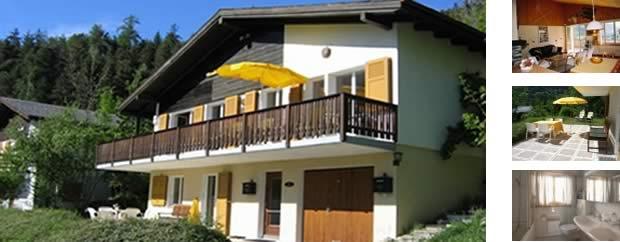 Chalet Mistellhof
