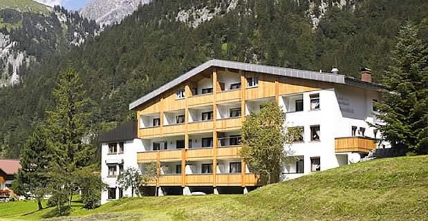 Hotel Sonnblick Waldberg am Arlberg