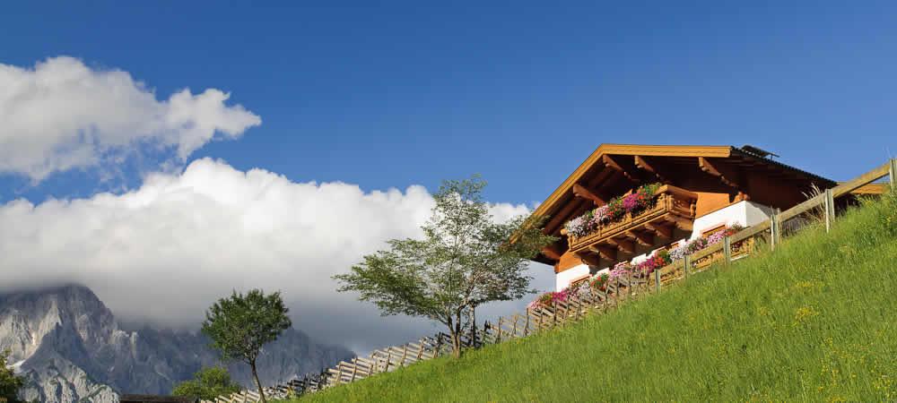 Vakantiehuizen en Chalets Salzburgerland Europa Sportregion