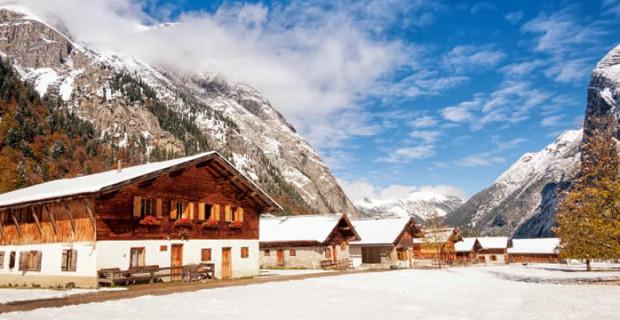 Goedkope wintersport chalets en vakantiehuizen