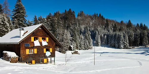 wintersport chalet of appartement