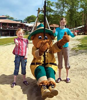 Landal aanbiedingen vakantieparken Nederland