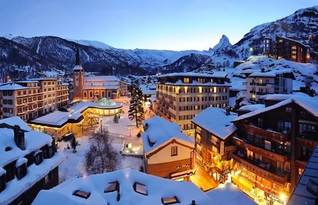 Ski chalet of appartement in Zwitserland