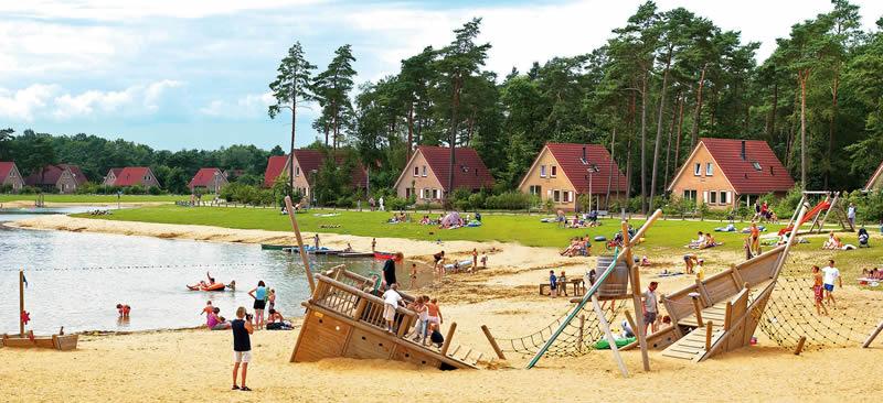 Vakantieparken tijdens de Schoolvakanties