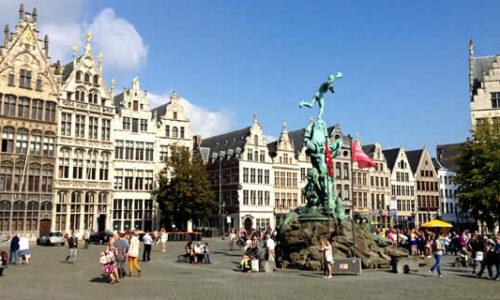 Vakantiehuizen en groepsaccommodaties België