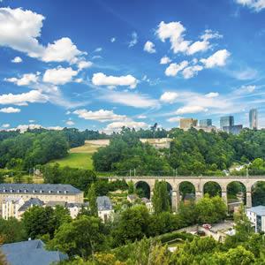 Vakantie in Luxemburg