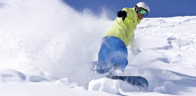 Snowboarden bij Landal Winterberg