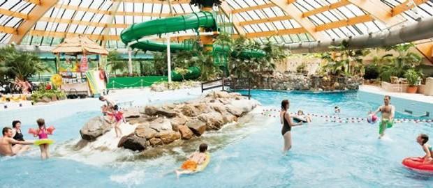 Het Vennenbos Zwembad.Aanbieding Landal Het Vennenbos Met Subtropisch Zwembad