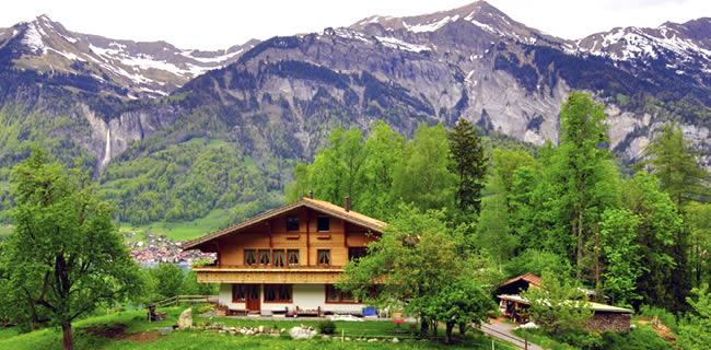 Vakantiehuis Zwitserland huren