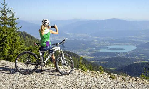Fietsen en Mountainbiken bij Villach