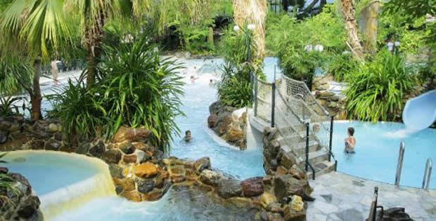 Aanbiedingen het heijderbos met subtropisch zwembad. tip!