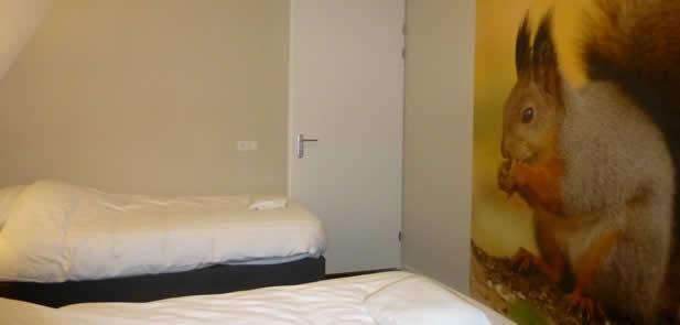 Comfortabele boxsprings en slaapkamers op Landal Miggelenberg