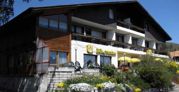 Hotel Bärgsunne
