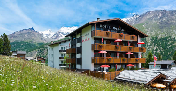 Hotel Etoile Saas-Fee
