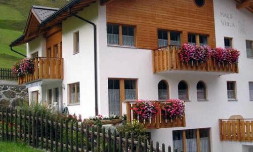 Appartementen Haus Viola Samnaun