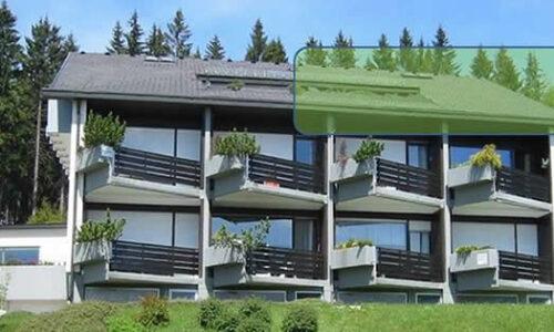 Comfortabel appartement 6 personen Schonwald