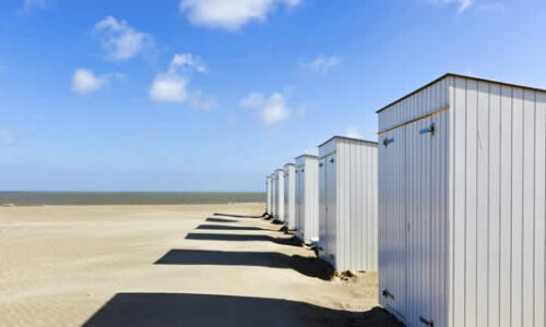 Vakantiehuis aan de Belgische kust