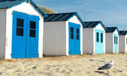 Vakantiehuizen op de Waddeneilanden