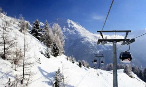Chalets en appartementen wintersport Solden
