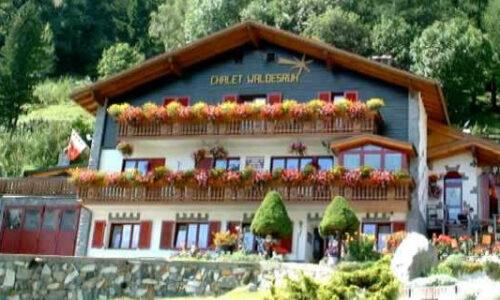 Appartementen en chalets Waldesruh Zennegen