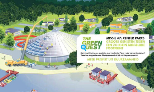 The Green Quest: Center Parcs nieuwe kandidaat