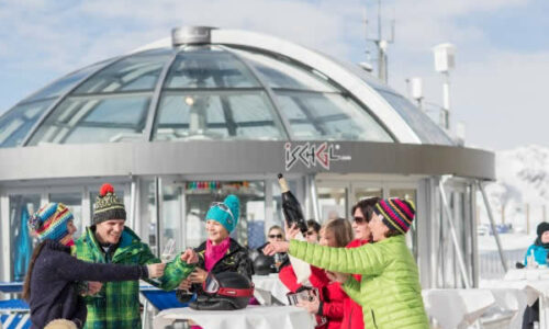 Tip van Interhome voor de wintersport in Oostenrijk