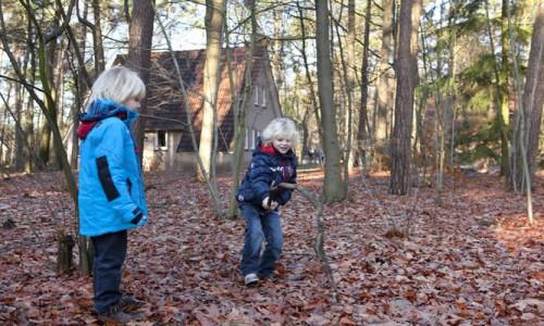 Landal steunt actie Natuurmonumenten met duizend bomen in nieuw Parkbos de Haar