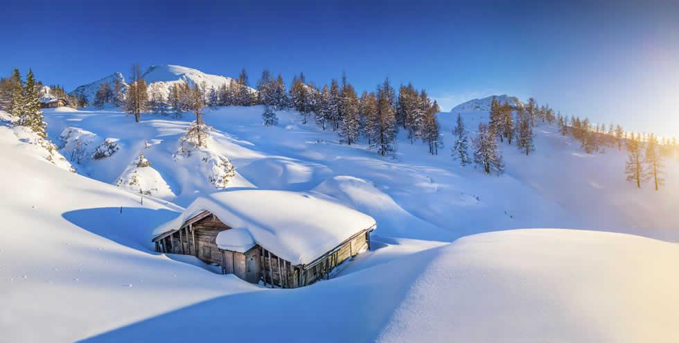 chalets en appartementen wintersport Duitsland