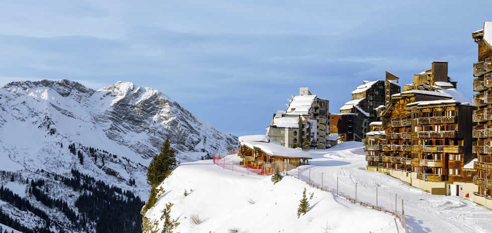 Wintersport Frankrijk, chalets en appartementen