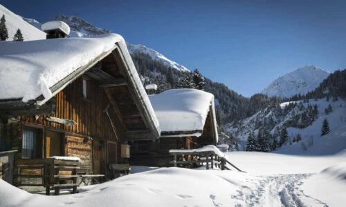 Chalets en appartementen wintersport Oostenrijk