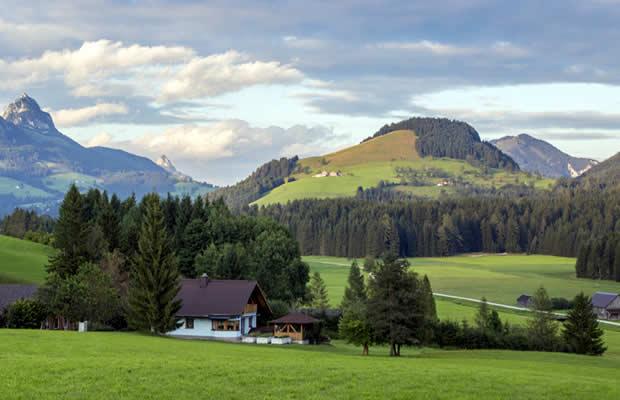 Oostenrijk het beste vakantieland