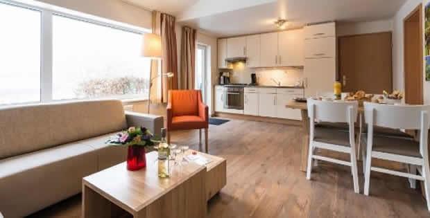 Landal Warsberg, luxe bungalows
